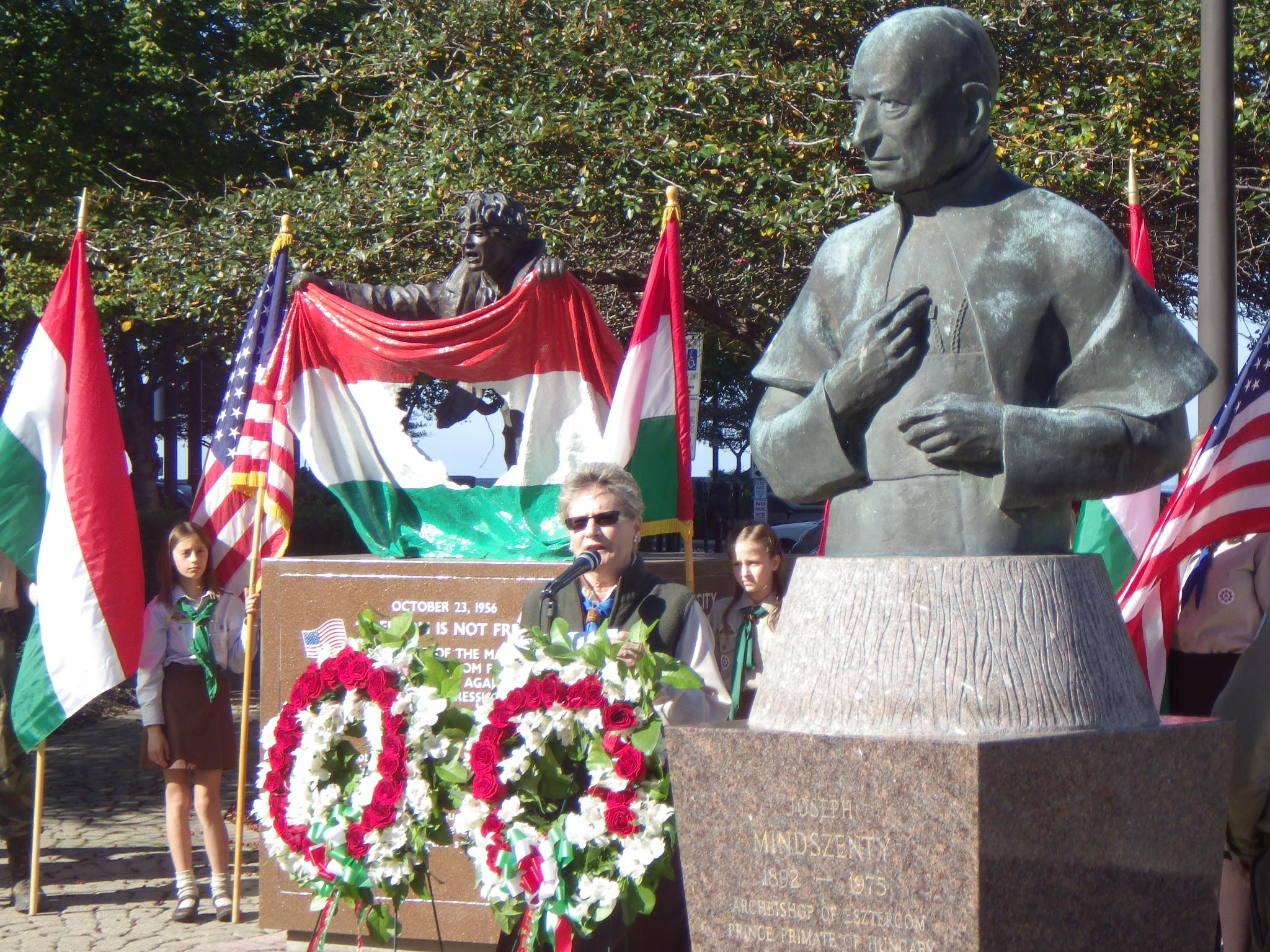 1956 Commemorations in Cleveland