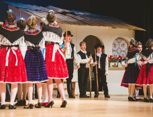 Hungarian Scout Folk Ensemble 45th anniv. Gala Performance a big success with 120 performers