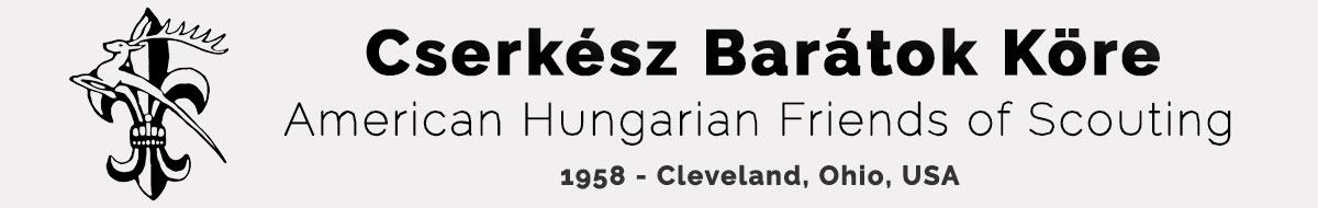 Cserkész Barátok Köre Logo