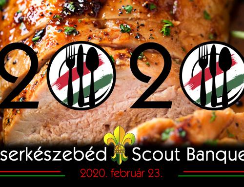 Cserkészebéd 2020. február 23.