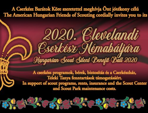 Cleveland Hungarian Scout Silent Benefit Ball 2020