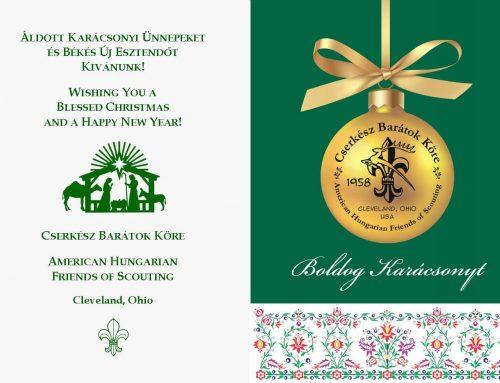 Karácsonyi ünnepély és köszöntő